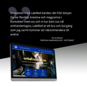 recension-svetstjanst-anna-bergmn-wordpress-hemsidor-helsingborg